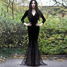 Load image into Gallery viewer, Gothic mix Dress