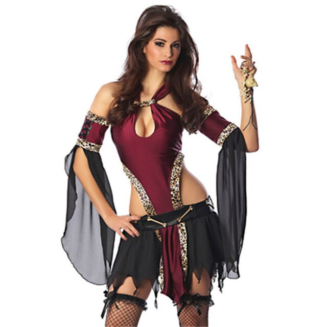 Witch Queen Costume