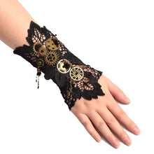 Load image into Gallery viewer, Vintage Steampunk Cosplay Wrist Cuff