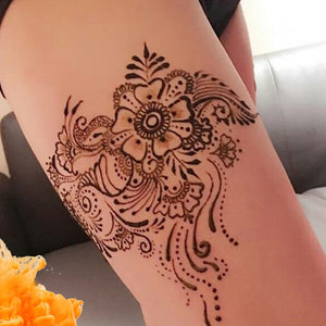 Temporary Tattoo Paste