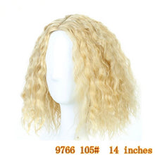 "Load image into Gallery viewer, 14"" Medium Wavy or Tight Curls Synthetic Hair 5 styles/colors"