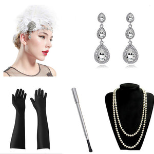 1920 Women's vintage GATSBY  Flapper Costume Multiple Styles