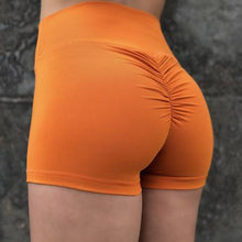 Load image into Gallery viewer, Push Up High Waist Women's Sport Shorts in 7 Colors S-L
