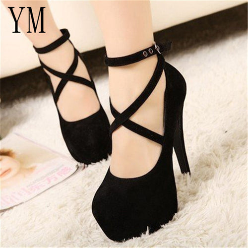 Suede High Heels in 3 Colors Many Sizes