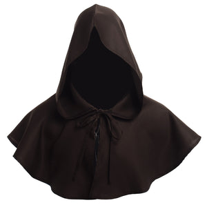 Capelet Larp Mantle Hat