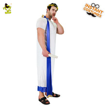 Load image into Gallery viewer, Hercules Roman Robe Costume 3 Piece