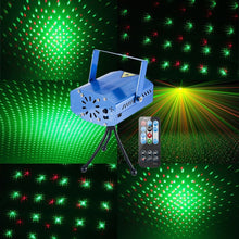 Load image into Gallery viewer, LED Laser Lights Projector