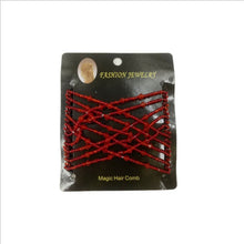 Load image into Gallery viewer, Magic Elastic Vintage Hair Comb in 7 Colors