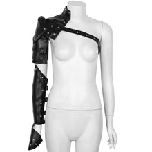 Load image into Gallery viewer, Cosplay Leather Buckle Shoulder Harness