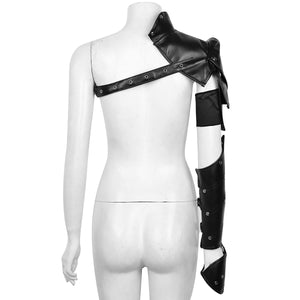 Cosplay Leather Buckle Shoulder Harness