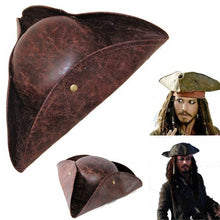 Load image into Gallery viewer, Sparrow Pirate Hat
