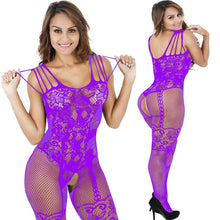 Load image into Gallery viewer, Fishnet Lace Body Suits 6 colors