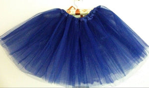 Layered Tulle Tutu in 10 Colors