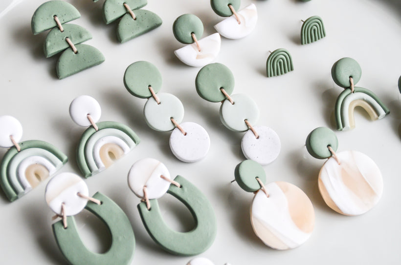 Sage + Eggshell Collection