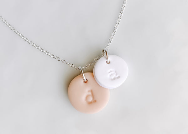 Charm Letter Small (Pendant Only)