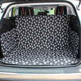 Car Trunk Pet Pad Seat Cover for Cats Dogs Carriers