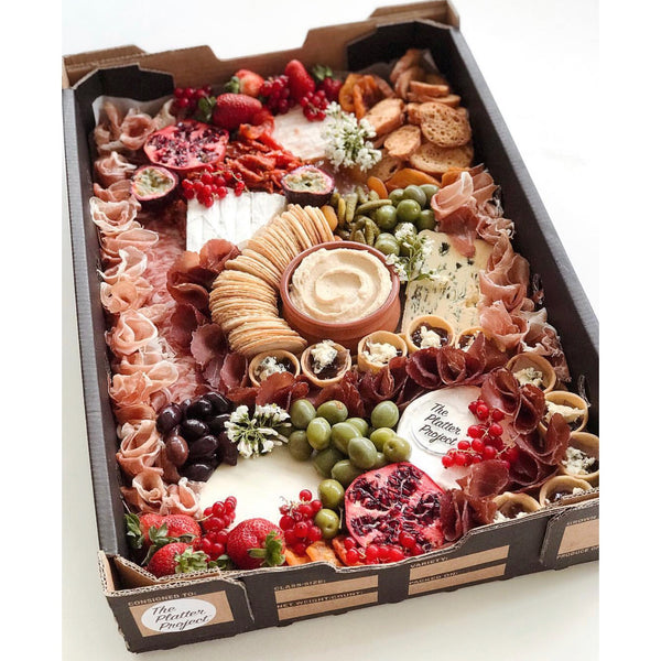 Disposable Antipasto Platter