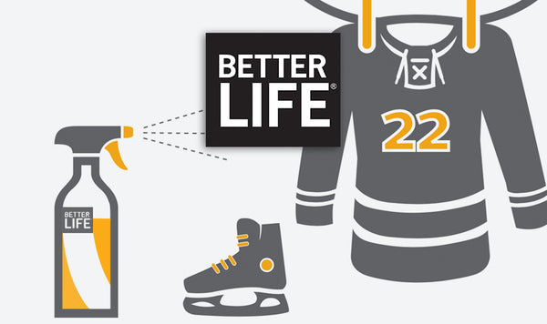 Tips To Safely Clean That Hockey Equipment!