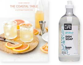 The Coastal Table April 2017