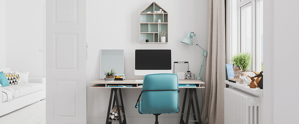 New Year, Cleaner Home Office
