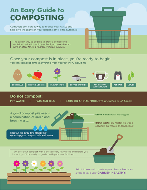 An Easy Composting Guide