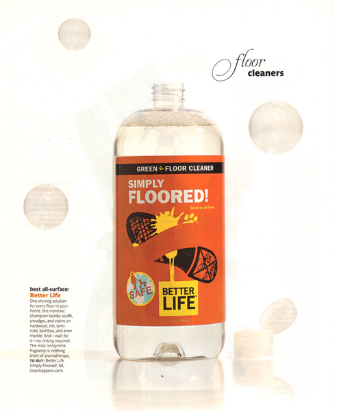 Better Life Products Featured In Real Simple Magazine
