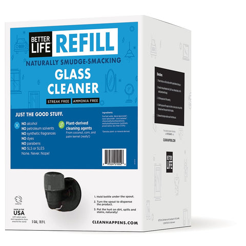 5 Gallon Refill - Glass Cleaner