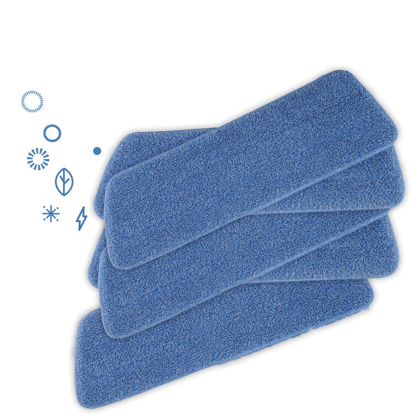 ACCESSORY - Microfiber Mop Pad 5 - Pack