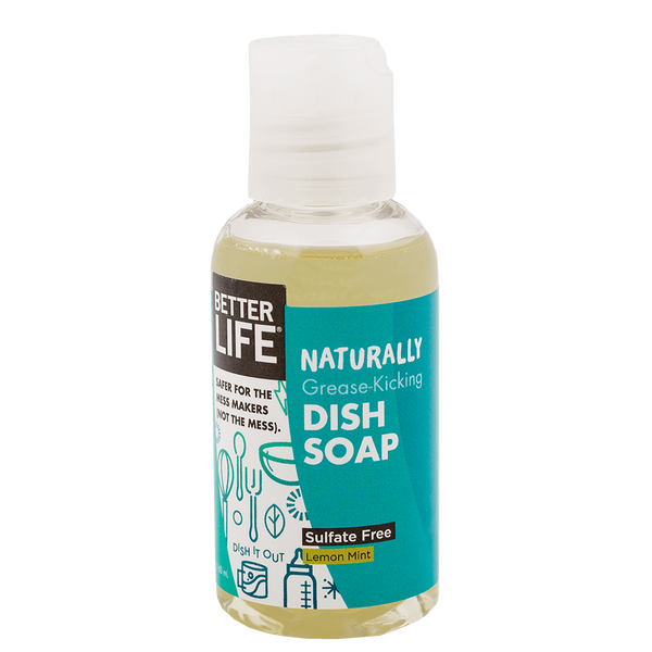 2 oz Dish Soap Sample