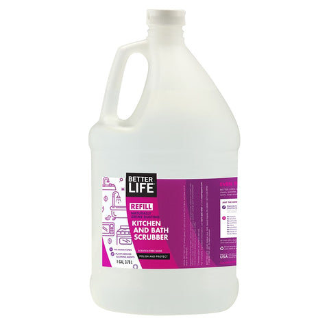 ONE GALLON - Kitchen & Bath Scrubber