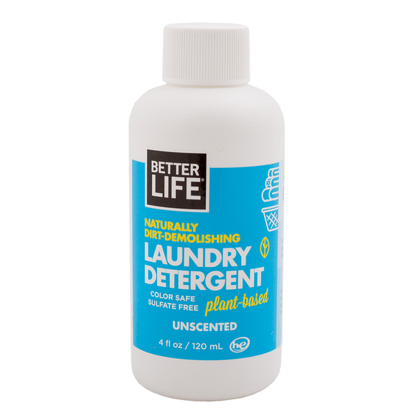 2 oz Laundry Detergent Unscented Sample