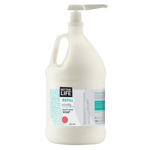 ONE GALLON - Hand and Body Soap With Pump