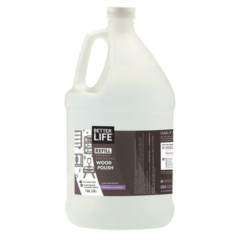 ONE GALLON - Wood Polish