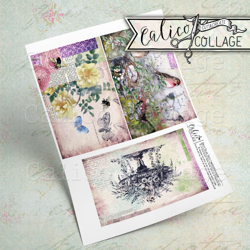 Day Dreaming Journaling Cards