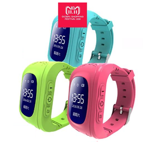 GPS Smart Kid's Watch