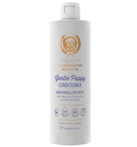 Puppy conditioner NZ Made