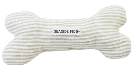 Seaside Fido Hemp Bone Dog Toy