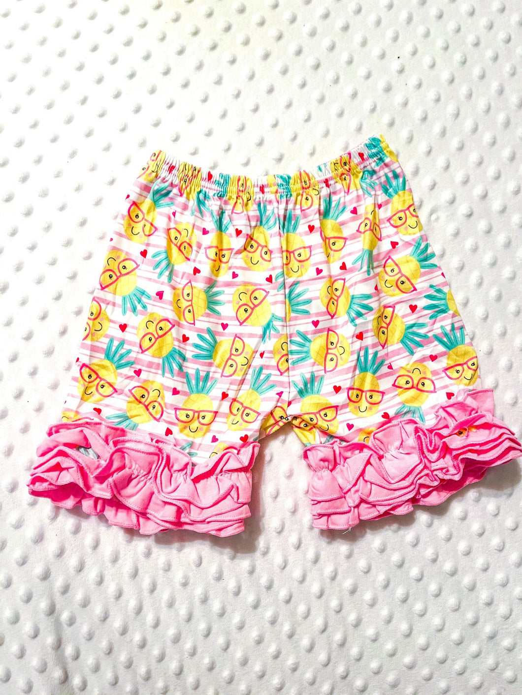 Pineapple Icing Shorts