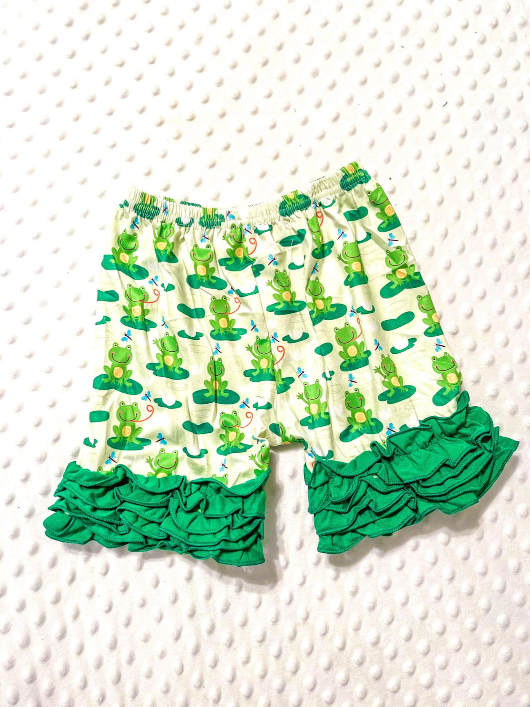 Froggy Icing Shorts