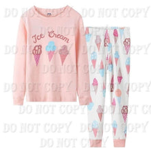 Load image into Gallery viewer, Kid's Cotton PJs - In Stock/RTS - SL
