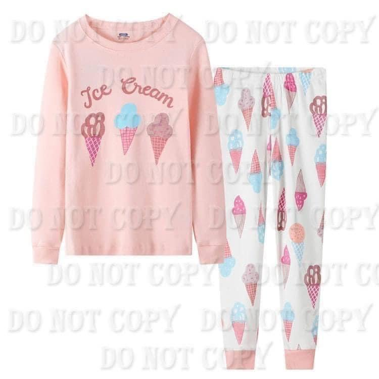 Kid's Cotton PJs - In Stock/RTS - SL
