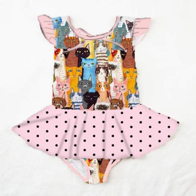 Skirted Leotard - The Cats Meow