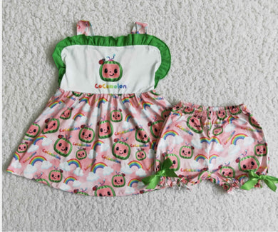 Cocomelon Bloomer Play set