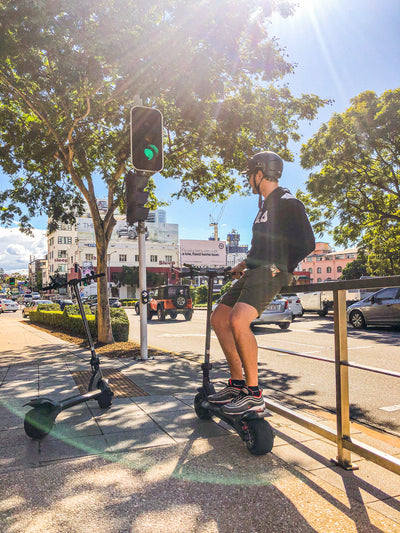Electric Scooter Riding and Australia Laws