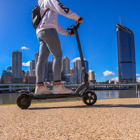 electric scooter laws for Queensland