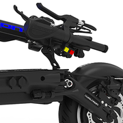 dualtron III electric scooter dubitz scooters handlebars