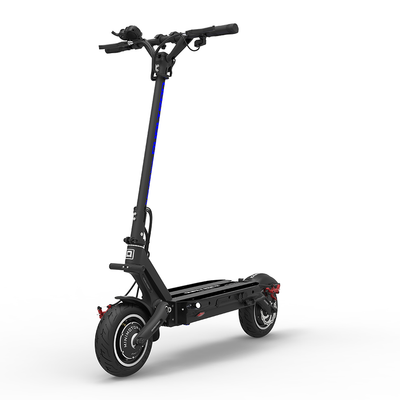 dualtron III electric scooter dubitz scooters front view