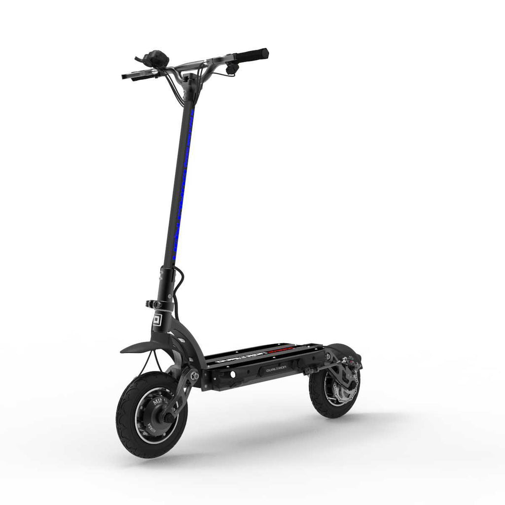 dualtron spider electric scooter dubitz scooters