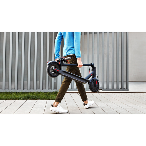Black Xiaomi M365 Electric Scooter Easy to Fold - Portable