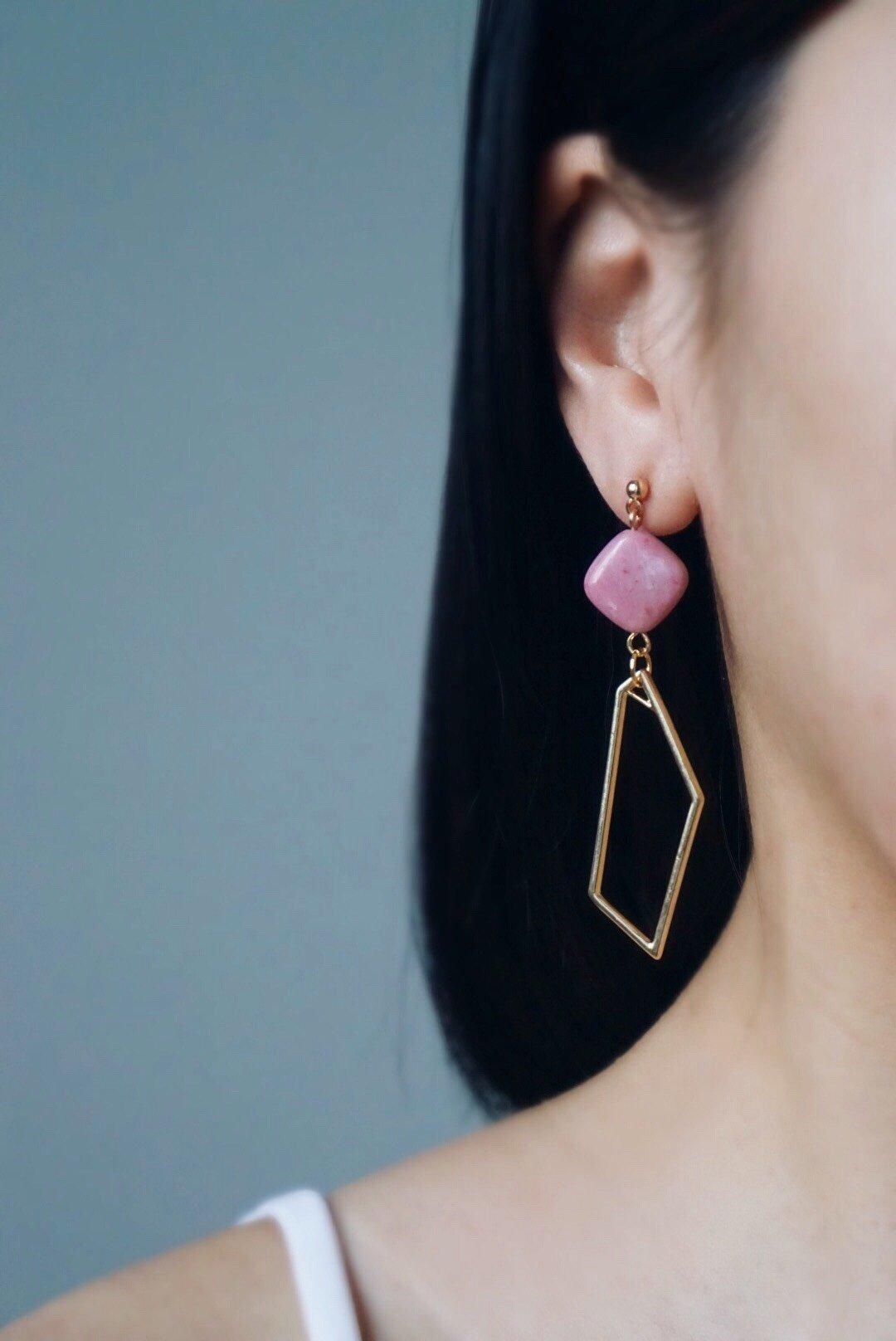 Aurelia Geometric Earrings (Preorder)